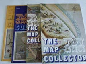 The Map Collector. A quarterly journal lovers of early maps. Jahrgang 1978, 4 Hefte