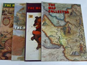 The Map Collector. A quarterly journal lovers of early maps. Jahrgang 1981, 4 Hefte