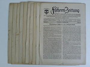 Zeitschrift für die gesamte deutsche Binnenfischerei, Fischzucht, Teichwirtschaft, Seen-, Flu&...