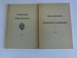 Nordhäuser Urkundenbuch, Teil I und II. 2 Bände: Nordhausen - Linke, Günter