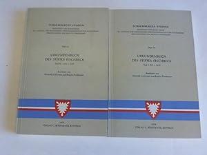 Urkundenbuch des Stiftes Fischbeck, Teil I: 955 - 1470 und Teil II: 1471 - 1539. 2 Bände: ...