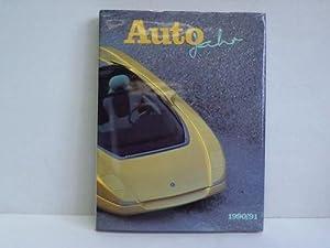 Autojahr Nr. 38, 1990/91: Piccard, Jean-Rodolphe (Hrsg.)