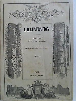 Journal Universel - Tome XXIII, Janvier, Février, Mars, Avril, Mai, Juin (1. Halbjahr) 1854:...