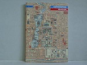 Fachzeitschrift für Kartengeschichte; Nr. 35/Januar 2007: Cartographica Helvetica