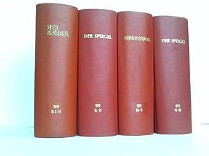 33. Jahrgang. 1979. 53 Hefte in 4 Bänden: Spiegel, Der