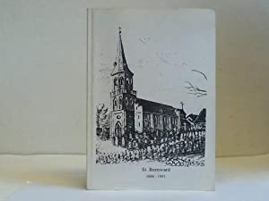 Festschrift zum 125-jährigen Jubiläum der Pfarrkirche St. Bernward, Hönnersun. 1866-...