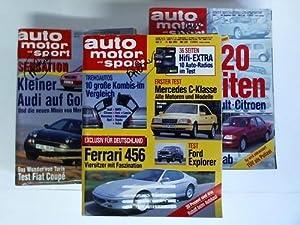 Jahrgang 1993, Heft 1 bis 26: Auto, Motor und Sport