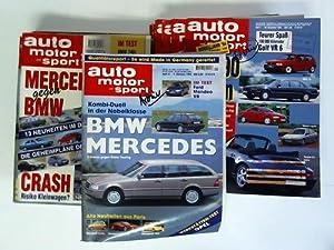 Jahrgang 1994, Heft 1 bis 26: Auto, Motor und Sport