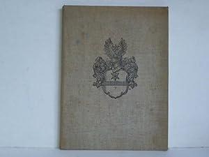 Satmmtafel des Geschlechtes Rhodius aus Herborn: Rhodius, Richard (Hrsg.)