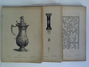 Der Formenschatz - Jahrgang 1881. 158 Nummern (von 170) auf 138 Tafeln: Hirth, Georg (Hrsg.)