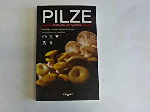 Pilze Bestimmen und Sammeln. praktische Symbole zeigen: Lohmeyer, Till R./Künkele,