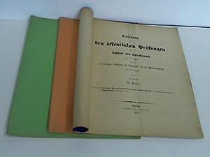 Einladung zu den öffentlichen Prüfungen der Schüler des Carolinums am 30 und 31 ...