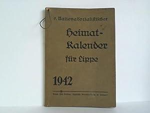 9. Nationalsozialistischer Heimat-Kalender für Lippe 1942: Lippe