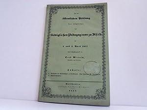 Geschichte der Klosterschule zu Walkenried: Bolckmar., Dr.