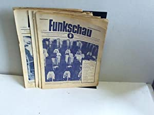 Jahrgang 1948. Heft 1-12: Funkschau