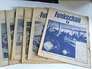 Jahrgang 1947. Heft 1-12 in 11 Heften: Funkschau