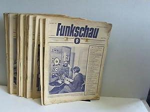 Jahrgang 1950. Heft 1-24: Funkschau