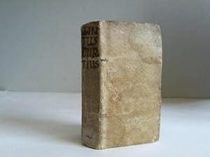 Q.Curtii Rufi de Rebus Gestis Alexandri Magni Historia: Rufus, Quintus Curtius)