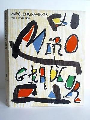 Miró engraver. Volume 1 (1928 - 1960): Dupin, Jacques