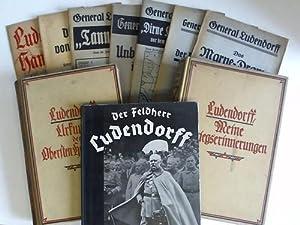 10 Schriften zum Ersten Weltkrieg: Ludendorff, Erich