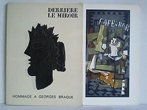 No 144-145-146: Hommage a Georges Braque: Derriere le Miroir