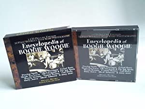Encyclopedia of Boogie Woogie. 2 CD s