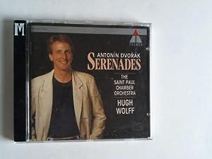 Serenades. Serenade in E major, op. 22/Serena: Serenades, Antonin Dvorak