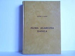 Flora Agaricina Danica. Tafelband: Lange, Jakob E.