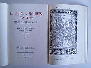 Le Livre a Figures Italien. Depuis 1467: Sander, Max
