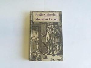 Monsieur Lecoq: Gaboriau, Emile