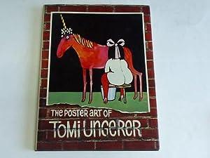 The poster of art of Tomi Ungerer: Rennert, Jack (Hrsg.)