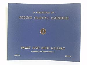 A collection of English Sporting Paintings: Frost and Reed