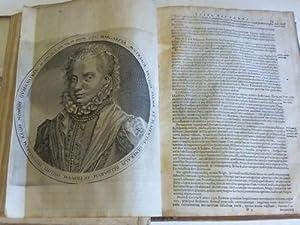 De leone Belgico, eiusq(ue) Topographica atq(ue) historica: Aitzing, Michael v.