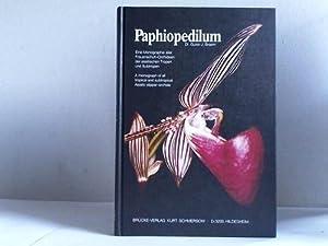 Paphiopedilum. Eine Monographie aller Frauenschuh-Orchideen der asiatischen: Braem, Guido J.
