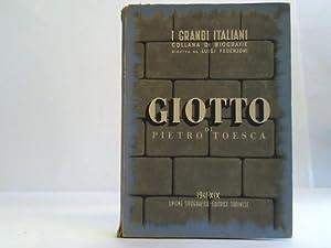 Giotto. Con XXV tavole: Toesca, Pietro