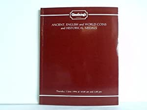 Ancient, English and World Coins and Historical: Glendining & Co.,