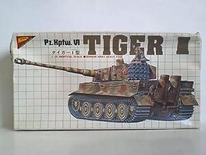 Tiger I. Pz. Kpfw. VI. German Army: Nichimo