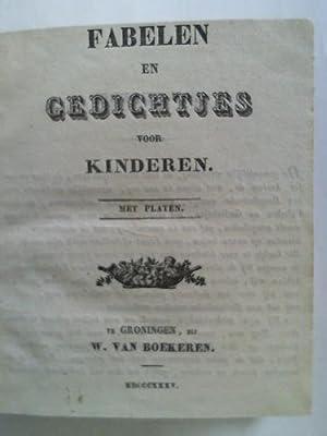 Fabelen en Gedichtjes voor Kinderen. Met Platen: Hey, Wilhelm)