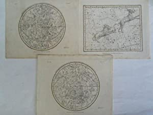 A Celestial Atlas. Stereographic Projection of the: Astrologie)