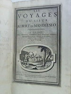 Voyages celebres & remarquables faits de Perse: Mandelslo, Johann Albrecht