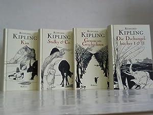Die Dschungelbücher I & II / Genau-so-Geschichten: Kipling, Rudyard
