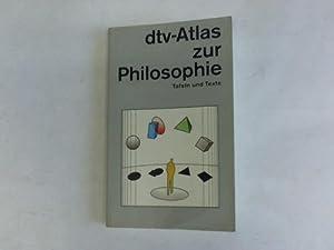 Dtv-Atlas zur Philosophie, Tafeln und Texte: Kunzmann, Peter /Burkard,