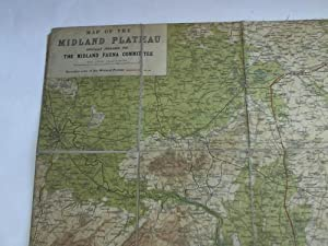 Map of the Midland Plateau. Specially prepared for the Midland Fauna Committee