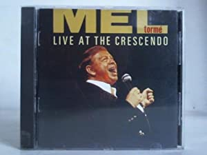 Live at the crescendo. 1 CD