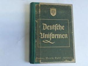 Uniformen des Großdeutschen Reiches. Heer, Kriegsmarine, Luftwaffe,: Ruhl-Uniformenkunde/Drittes Reich)