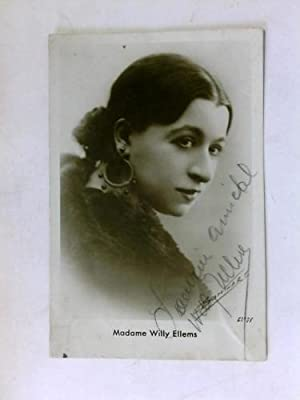 Madame Willy Ellems