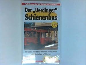 """Der .Uerdinger"""" Schienenbus. Die letzten Nebenbahn-Retter der DB im Einsatz auf Nebenbahnen in..."""