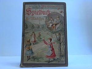 Illustriertes Spielbuch für Mädchen: Leske, Marie