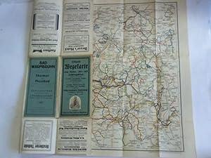 Offizielle Wegekarte vom Riesen-, Iser- und Jeschkengebirge: Max Leipelt, Warmbrunn