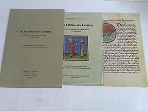 Vom Einfluss der Gestirne auf die Gesundheit: Mittelalterliches Buchwesen